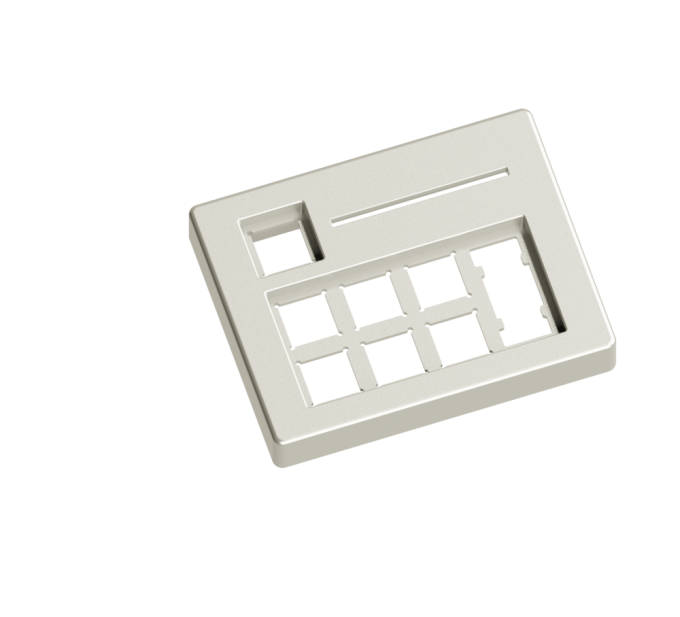 nano  slider keyboard